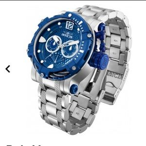 Invicta Bolt Men watch model#29833 blue